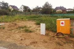 Grundstück_Einmesstermin