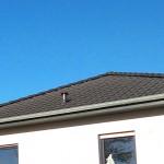 Dachziegel oder Dachsteine?