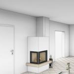 Hausbau mit Kamin – Pro & Contra