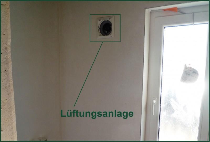 Lüftungsanlage (KWL) beim Hausbau - Nutzen, Vorteile und Hinweise