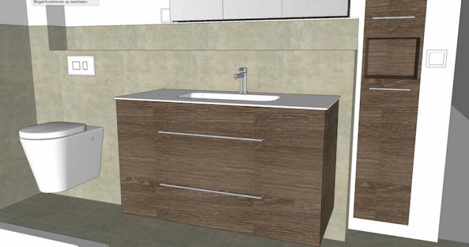 lanzet waschtisch baublog werder bautagebuch und erfahrungsbericht. Black Bedroom Furniture Sets. Home Design Ideas