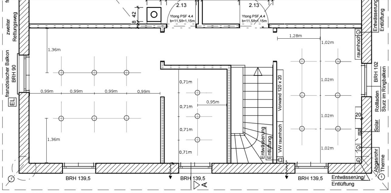 led einbauspot planung baublog werder bautagebuch und erfahrungsbericht. Black Bedroom Furniture Sets. Home Design Ideas