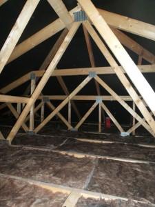 Dachboden als Stauraum nutzen