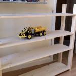 Ein eigenes Holzregal planen und bauen