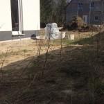 Hausbau und Außenanlagen – Grundstück aufräumen und Müllbeseitigung