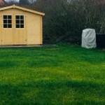 Garten und Grundstück winterfest machen