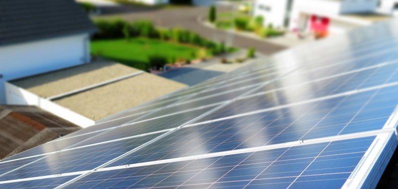 Solarenergie im Eigenheim